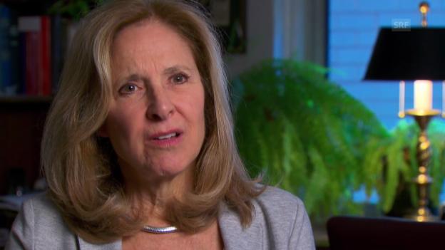 Video «Helen Fisher erklärt, wie ein Slogan bei Liebeskummer helfen kann» abspielen