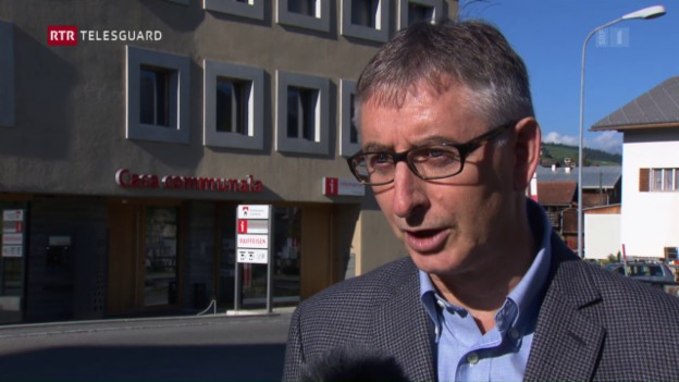 Laschar ir video «Elecziuns en Val Lumnezia»