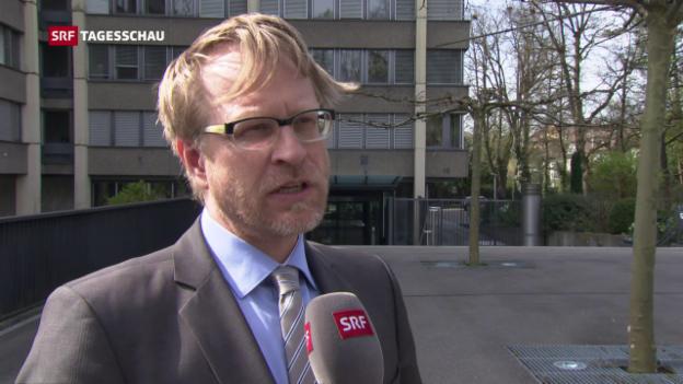 Video «Marty: «Die Schweiz wurde bewusst ausgeschlossen»» abspielen