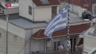 Video «Griechenland will wieder auf eigenen Beinen stehen» abspielen