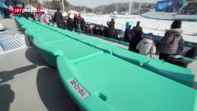 Video «Gratis Eintritt zu den Olympischen Spielen» abspielen