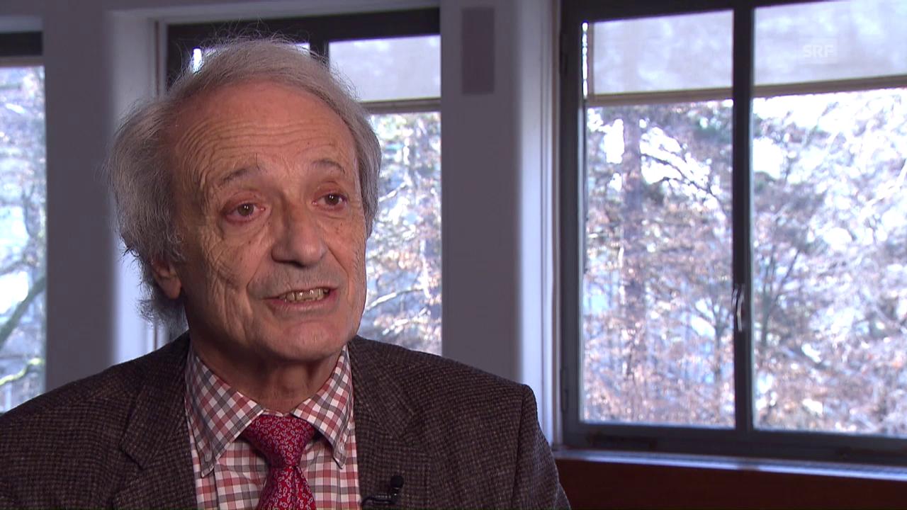 Interview mit Krebsspezialist Franco Cavalli