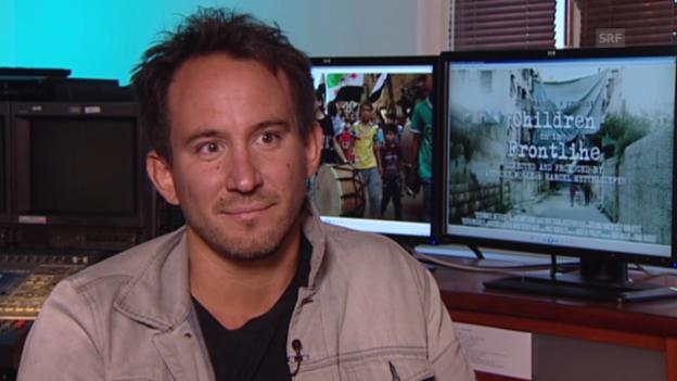 Video «Reporter Marcel Mettelsiefen im Interview (webexklusiv)» abspielen