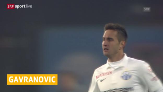 Video «Gavranovic, Schneuwly und Freuler: Drei SL-Transfers» abspielen