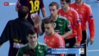 Video «Wacker Thun in Barcelona chancenlos («sportaktuell»)» abspielen