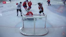 Video «Eishockey: CHL, ZSC Lions - Eisbären Berlin» abspielen