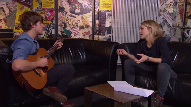 Video «Jaël und Damian Lynn – das Staffel-Finale!» abspielen
