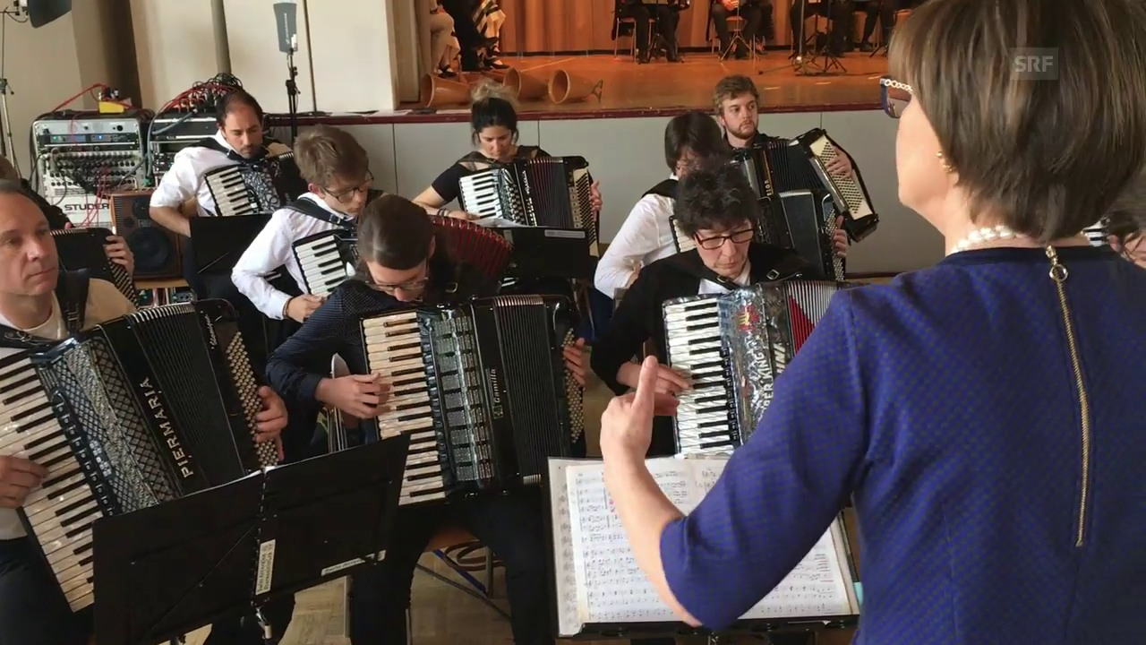 Orchestre di fisarmoniche «Swiss Accordeon», TI