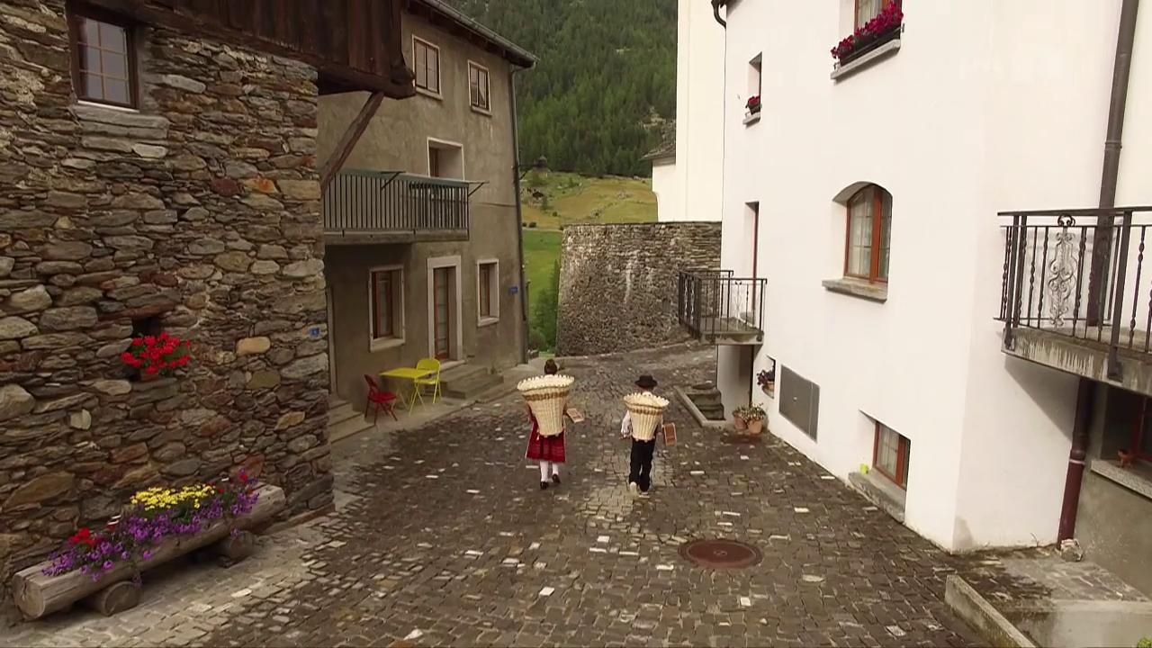 Ortsporträt Simplon-Dorf VS