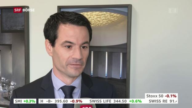 Video «SRF Börse vom 12.10.2017» abspielen