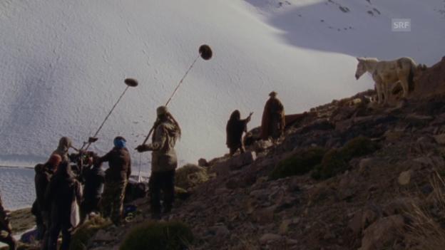 Video «Filmausschnitt «Sky Trembles ...»» abspielen