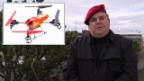 Video «Rickenbachers Drohnenfang» abspielen