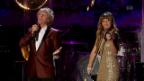 Video «Rod Stewart & Nicola Benedetti -«White Christmas»» abspielen