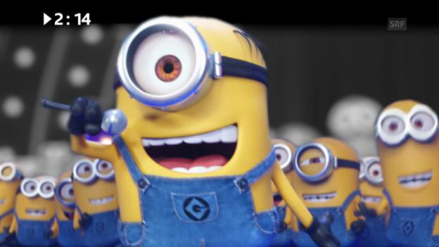 Video «Keine 3 Minuten: «Despicable Me 3»» abspielen