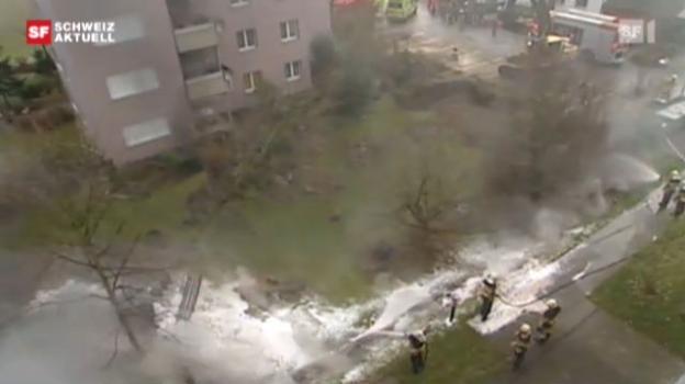 Video «Freispruch im Fall Gretzenbach» abspielen