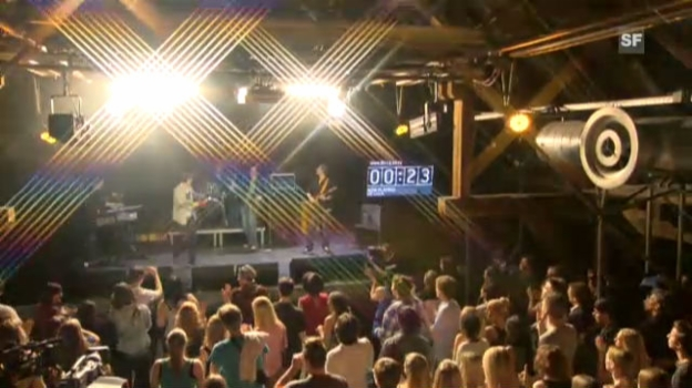 Video «De Luca & The Dubby Conquerors - Reggae regiert» abspielen