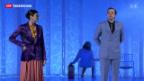 Video «Erste Theaterpremiere für Bettina Oberli» abspielen
