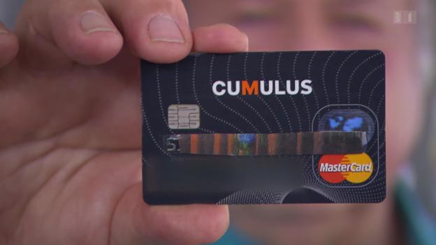 Video «Kreditkarten: Unfaire Verzugszinsen bei Teilzahlung» abspielen