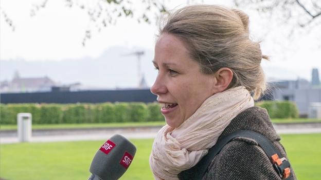 Ein Rundgang über die Berner grosse Schanze mit Kristina Herbst (04.05.2016)