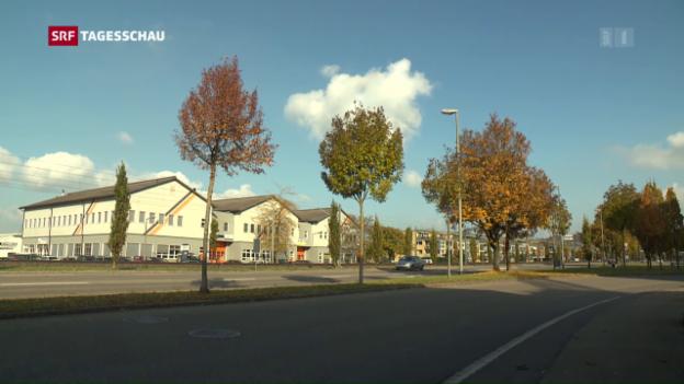 Video «Al'Nur Moschee in Winterthur schliesst» abspielen