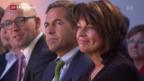 Video «CVP verabschiedet Leuthard» abspielen