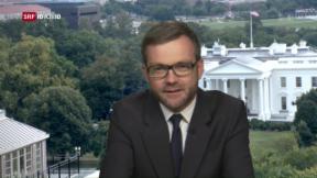 Video «Liveschaltung zu Peter Düggeli nach Washington» abspielen