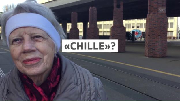 Video ««Chille» oder «Pöteterli» – Kennt Ihr diese Wörter?» abspielen