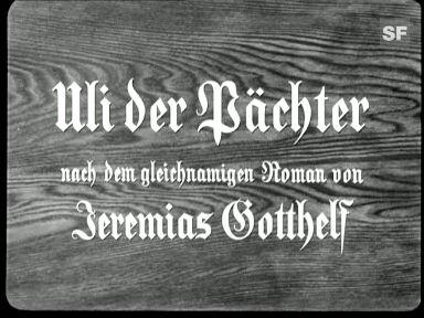 «Uli der Pächter», 1955 (Filmausschnitt)