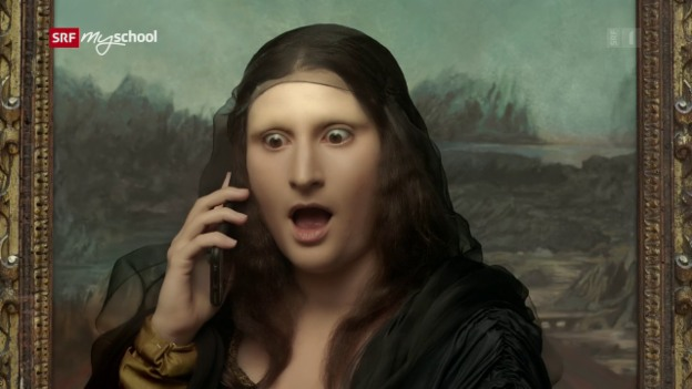 Video «Bilder allein zuhaus: Mona Lisa (22/30)» abspielen