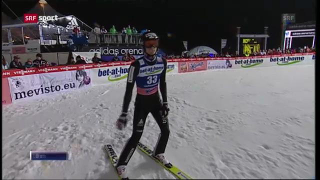 Skispringen: Qualifikation in Harrachov («sportaktuell»)