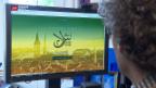 Video «Medienwirksame Inszenierung des Islamischen Zentralrats» abspielen