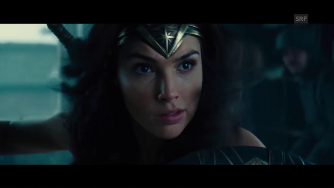 Dar ganze Trailer zu «Wonder Woman»