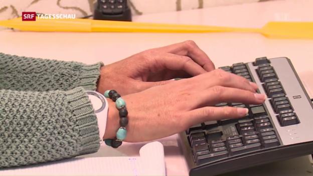Video «Sparen auch in der Verwaltung der Post» abspielen