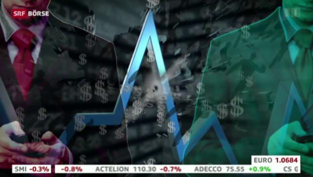 Video «SRF Börse vom 10.03.2015» abspielen