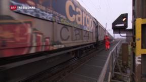 Video «Cargo im Takt» abspielen
