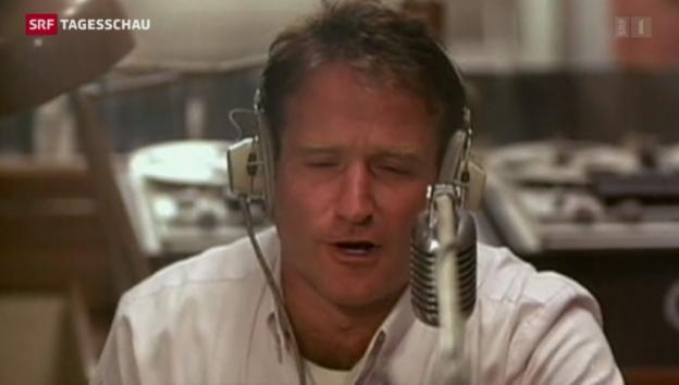 Video «Zum Tod von Robin Williams» abspielen