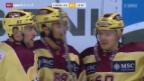 Video «Eishockey: Freiburg - Genf» abspielen