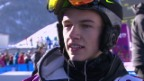 Video «Sotschi: Slopestyle, Interview mit Jan Scherrer» abspielen