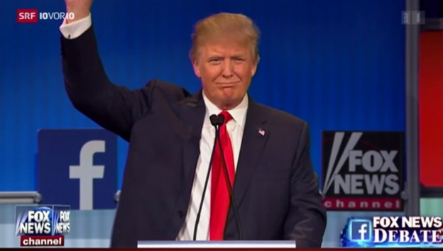 Video «Trumps Triumph» abspielen