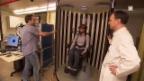 Video «Der Drehstuhl im Selbstversuch» abspielen
