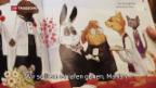 Video «Mike Pence und sein Kaninchen» abspielen