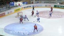 Video «Genf verspielt 3:0-Führung - St. Petersburg im Final» abspielen