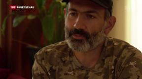 Video «Armenien will Neuanfang» abspielen