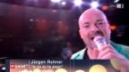 Video ««Die Stimme» St. Gallen: Jürgen Rohner» abspielen