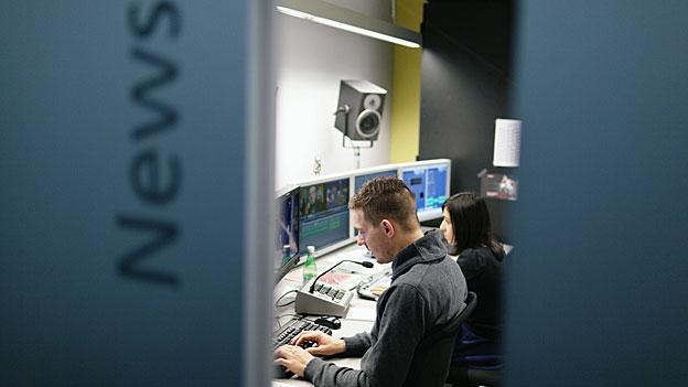 Die AZ Medien zwischen Print, TV und Online (Maurice Velati, 13.04.2013)