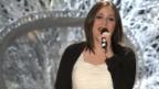 Video «Newcomer Sophia Cron mit «Über sieben Brücken musst du gehn» bei Hello Again» abspielen