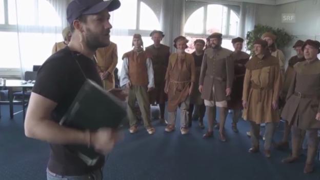Video «Keine Spur von Neuzeit» abspielen