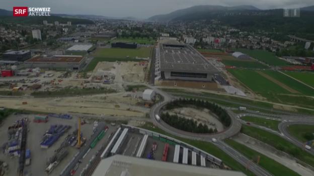 Video «Schweiz aktuell vom 21.05.2015» abspielen