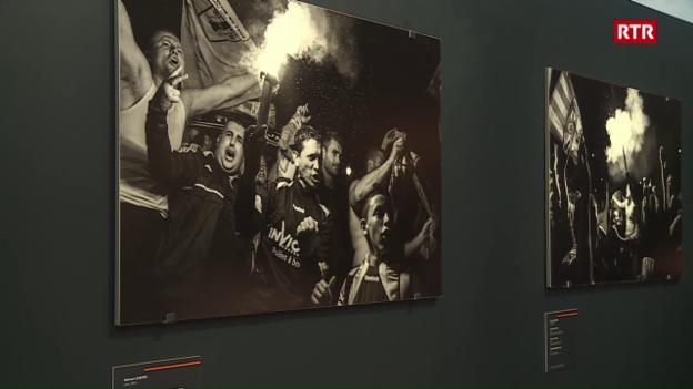 Laschar ir video «Ballape en il Louvre da Lens»