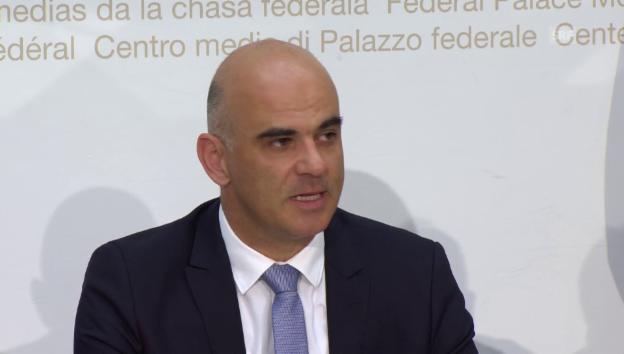 Video «Berset: «Kantone sind für Harmonisierung zuständig»» abspielen